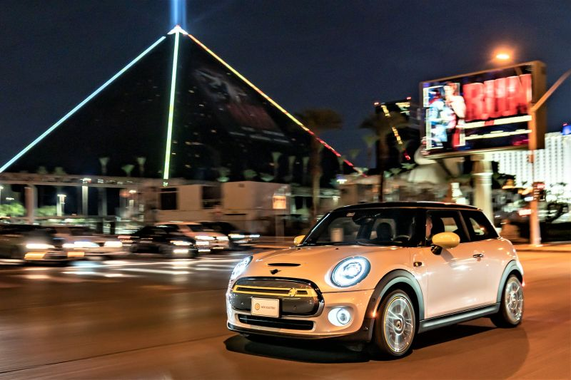 title image of MINI will only offer fully electric models in the future