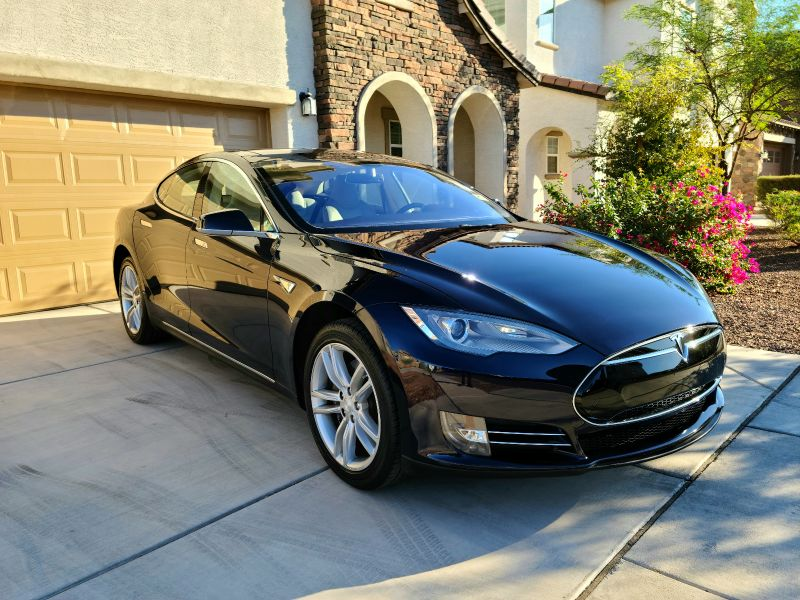 title image of My Used Tesla Model S 60